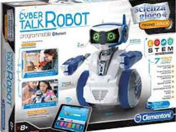 Scienza e gioco - Robot Cyber talk