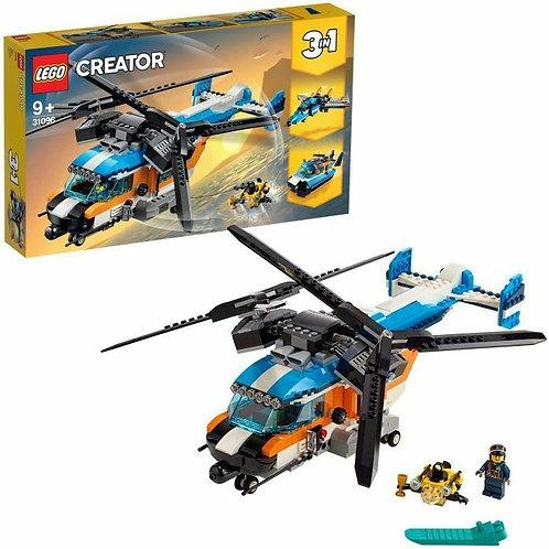 Lego Creator - Elicottero birotore