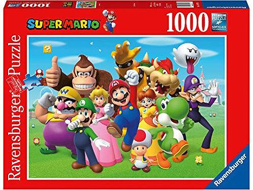 1000 pz. Raven - Super Mario