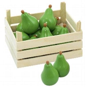 Pera verde pezzo singolo