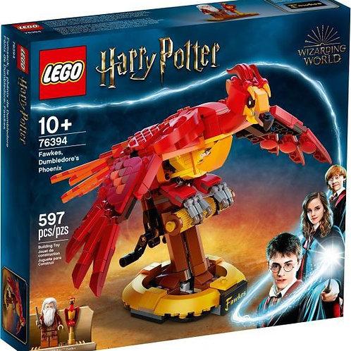 Lego Harry Potter - Fanny, la fenice di Albus Silente