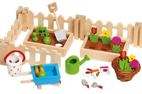 Giardino per casa delle bambole