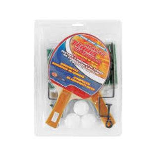 Ping pong - 2 racchette + rete