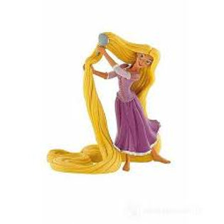 Rapunzel con spazzola