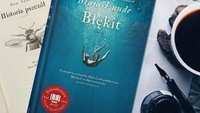 """Błękit"" Maja Lunde"