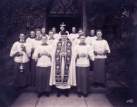 G&SP – Clergy 1920s