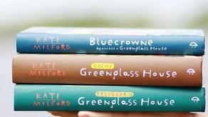 """Niezwykła przygoda w """"Greenglass House"""" Kate Milfor"""