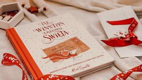 """""""Jak Winston uratował święta"""" Alex T. Smith"""