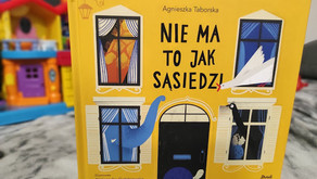 """""""Nie ma to jak sąsiedzi"""" Agnieszka Taborska"""