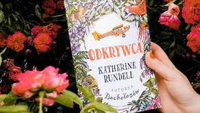 """Odkrywca"" Katherine Rundell"