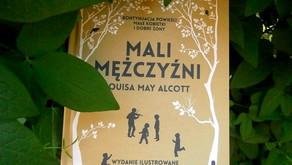 """""""Mali mężczyźni"""" Louisa May Alcott"""