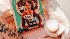 """""""Enola Holmes. Sprawa zaginionego markiza"""" Nancy Springer"""
