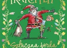 """""""Sztuczna broda Świętego Mikołaja"""" Terry Pratchett"""