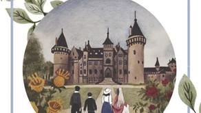 """""""Zaczarowany zamek"""" Edith Nesbit"""