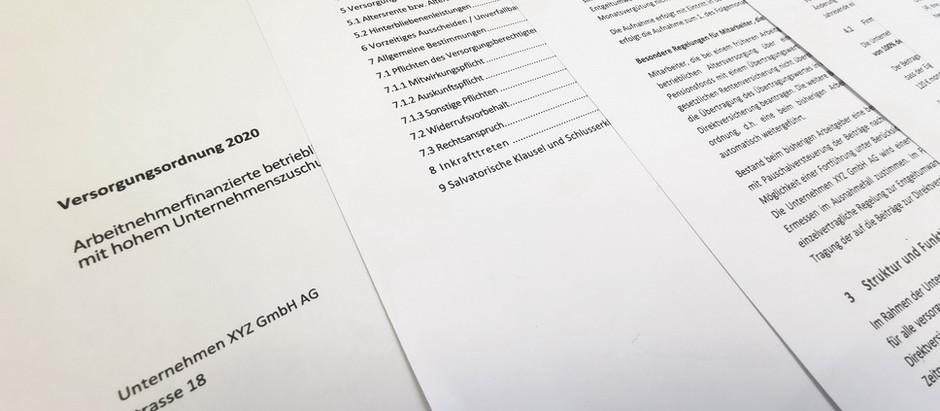 """EU-Mobilitätsrichtlinie """" Arbeitgeber müssen weiterführende Pflichten erfüllen"""" (§ 4a BetrAVG)"""
