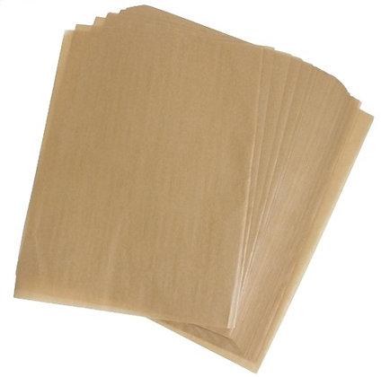 """נייר פרגמנט לעטיפה  30*40 ס""""מ 1000 יחידות"""