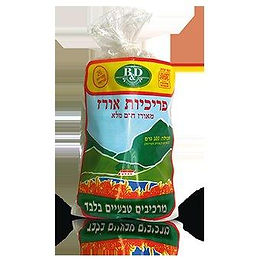 "B&D פריכיות אורז 100 ג' בדץ העד""ח"