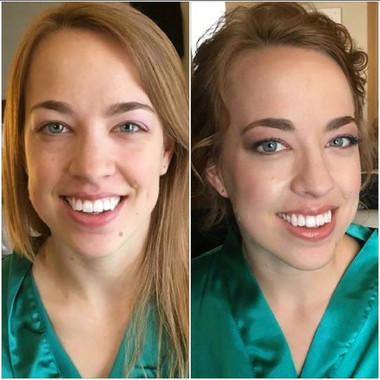 Face2Face Wedding Makeup