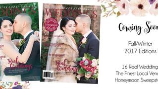 Contemporary Weddings Magazine