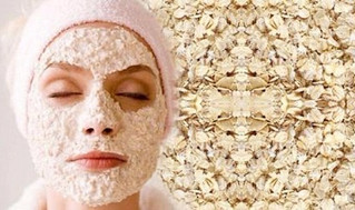 Soothing OatMeal Mask to prepare your skin for a NJ Winter