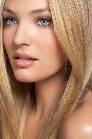 Gloss is to lips what mascara is to eyes.