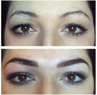 Should you get your brows tattooed?