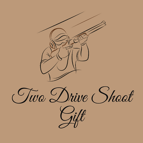 Two Drive Shoot Gift