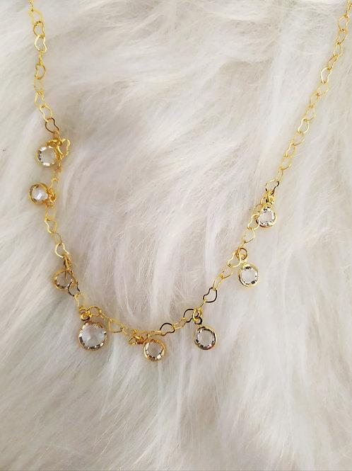 CHOCKER GOLD DIAMOND