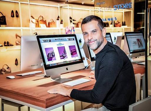 Arezzo lança nova plataforma digital e pode fazer aquisições