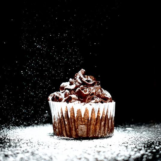 Chocolate Cupcake 2