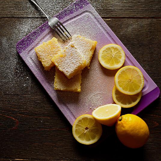 Lemon Bars 1