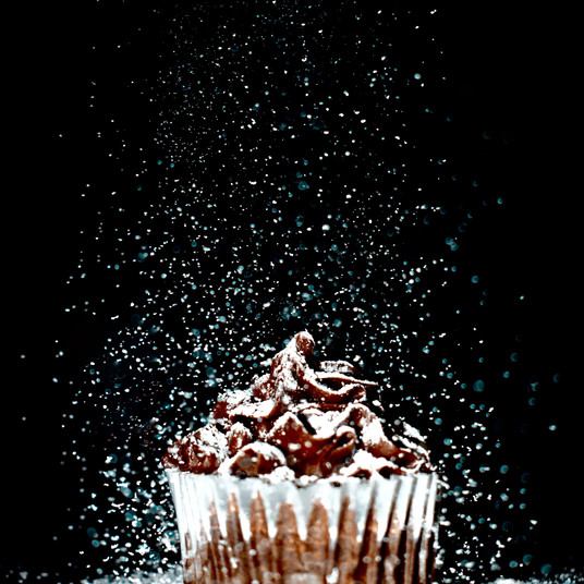 Chocolate Cupcake 3
