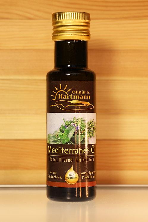 Mediteranes Öl aus der Ölmühle Hartmann (klein)