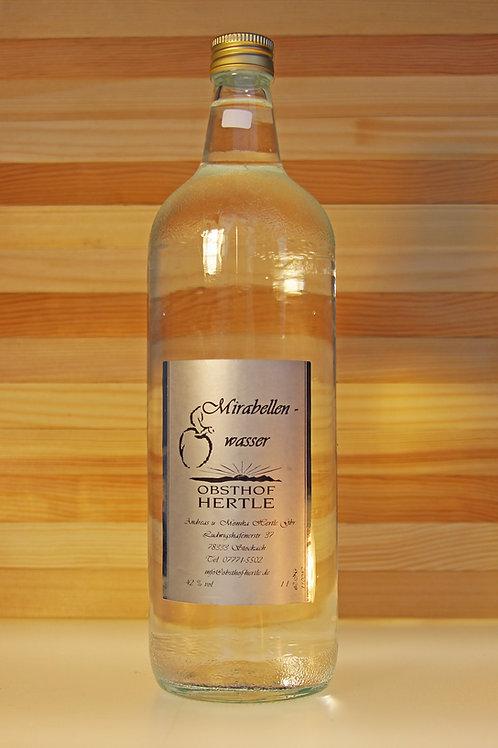 Hertle's Mirabellenwasser 1l