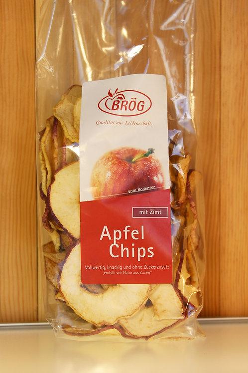 BRÖG Apfel-Chips (Zimt) / gross