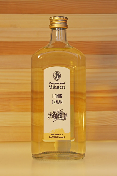 Löwen Honig Enzian 0,5l