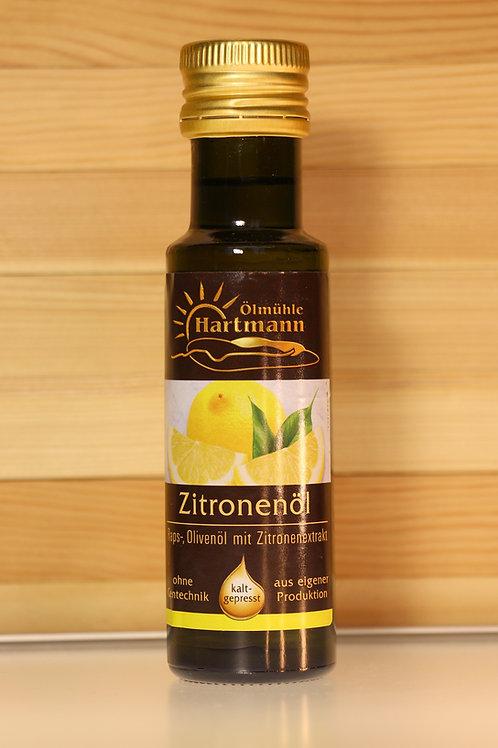 Zitronenöl aus der Ölmühle Hartmann (klein)
