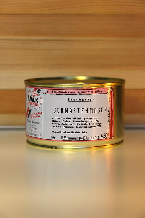 Metzgerei Walk - Hausmacher Schwartenmagen (gross)