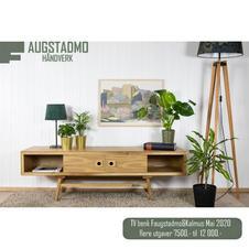 9 Unike TV benker Faugstadmo&Kalmus Mai 2020