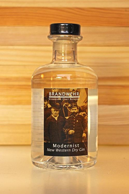 Brandwehr Modernist New Western Dry Gin 0,35l