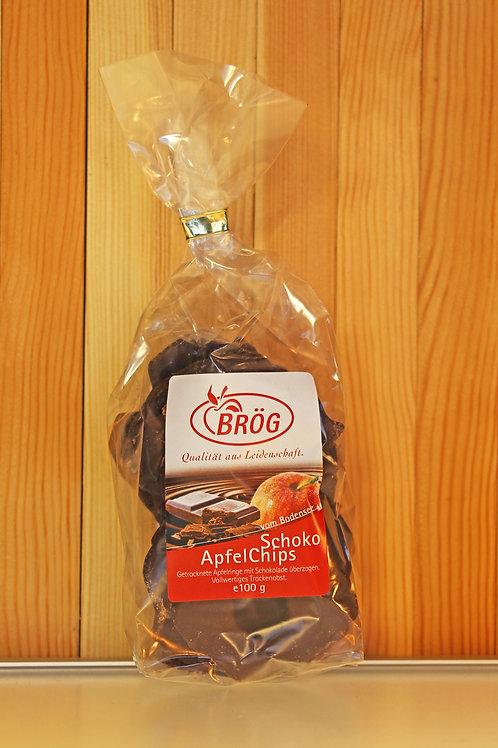 BRÖG Schoko-Apfel-Chips (klein)