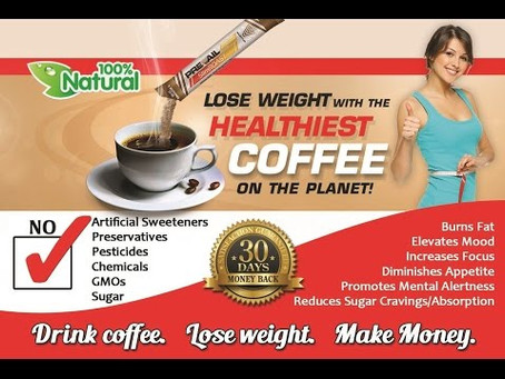 SLIMROAST Optimum - Best Weight Loss Coffee 2019
