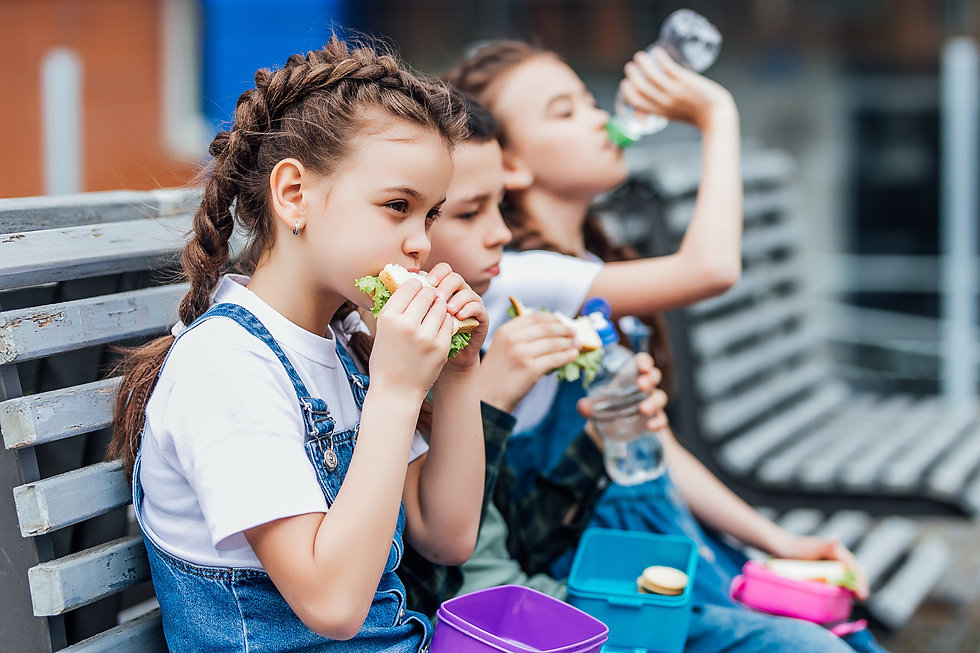 Healthy school lunches on your menu?