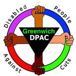 Greenwich DPAC logo