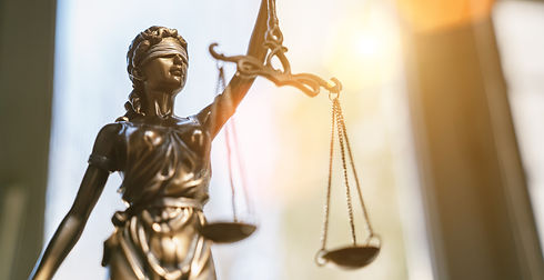 The Statue of Justice - lady justice or Iustitia _ Justitia the Roman goddess of Justice.j