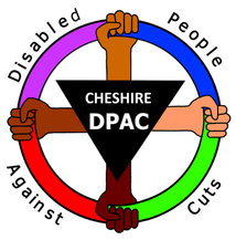 Cheshire DPAC logo