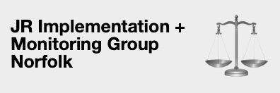 JR implementation + Monitoring Group Norfolk
