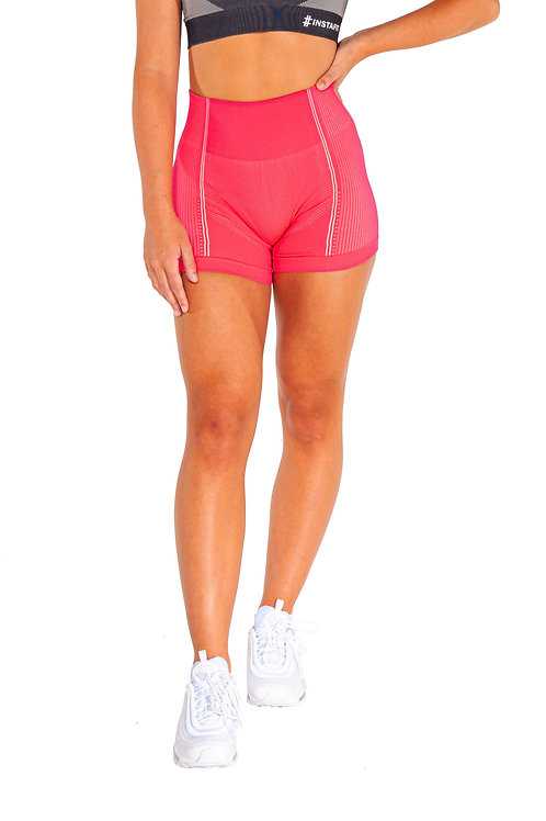 Red Ultra Shorts