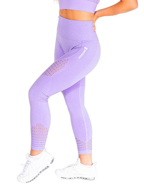 Lilac Seamless Leggings