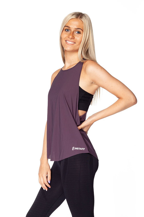 Purple Lightweight Vest